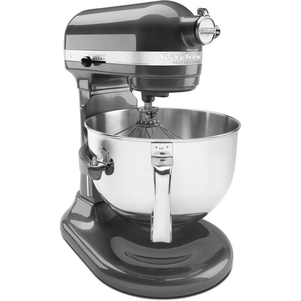 KitchenAid Professional 600 Series 6 Qt. Pearl Metallic Stand Mixer by KitchenAid