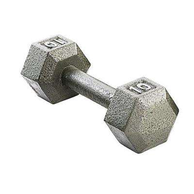 10 lb. Hex Dumbbell