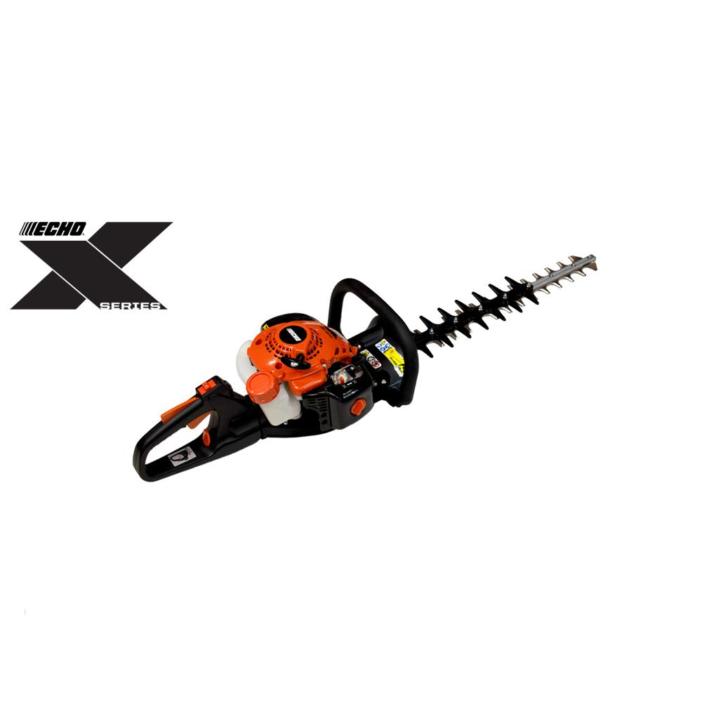 ECHO 22 in. 21.2 cc Gas 2-Stroke Engine Hedge Trimmer