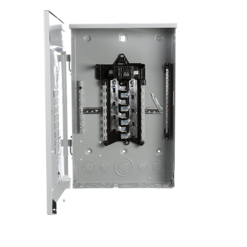100 Amp 16 Space 32-Circuit Main Breaker Outdoor Load Center