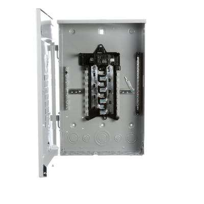 100 Amp 16 Space 32-Circuit Main Breaker Outdoor Load Center