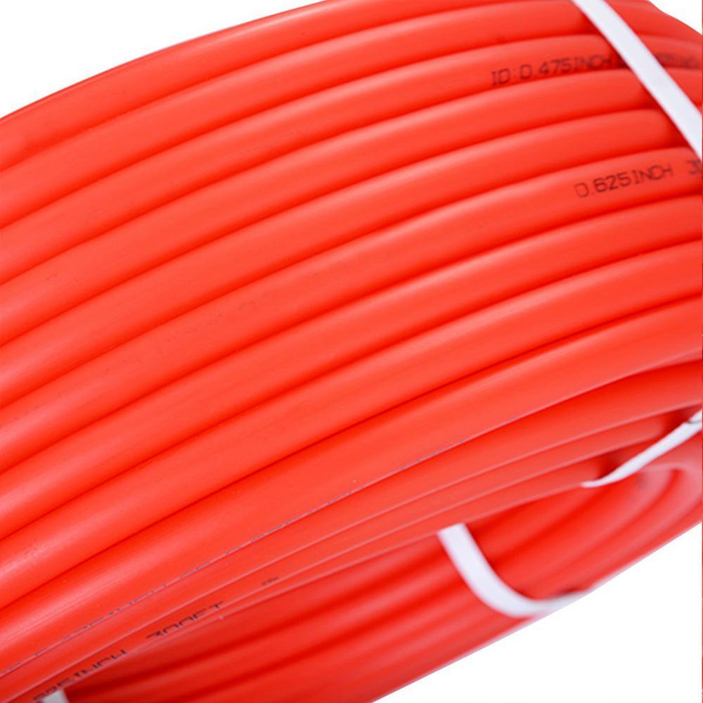 100 3//4 PEXworx Oxygen-Barrier Pex-Al-Pex Radiant Heat Tubing Orange