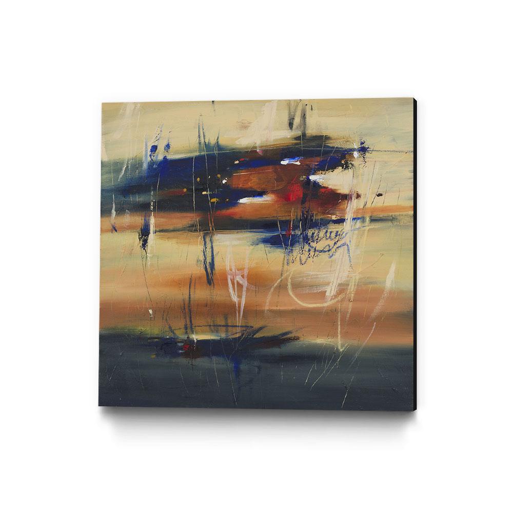 "30 in. x 30 in. ""October Dream"" by Cynthia Ligeros Wall Art"