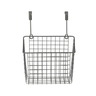 Grid 12-1/2 in. H Over the Cabinet Large Basket Fits Items
