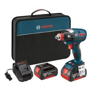 Bosch 18 Volt Lithium-Ion Cordless Electric 1/2 inch Variable Speed Brushless Socket-Ready... by Bosch