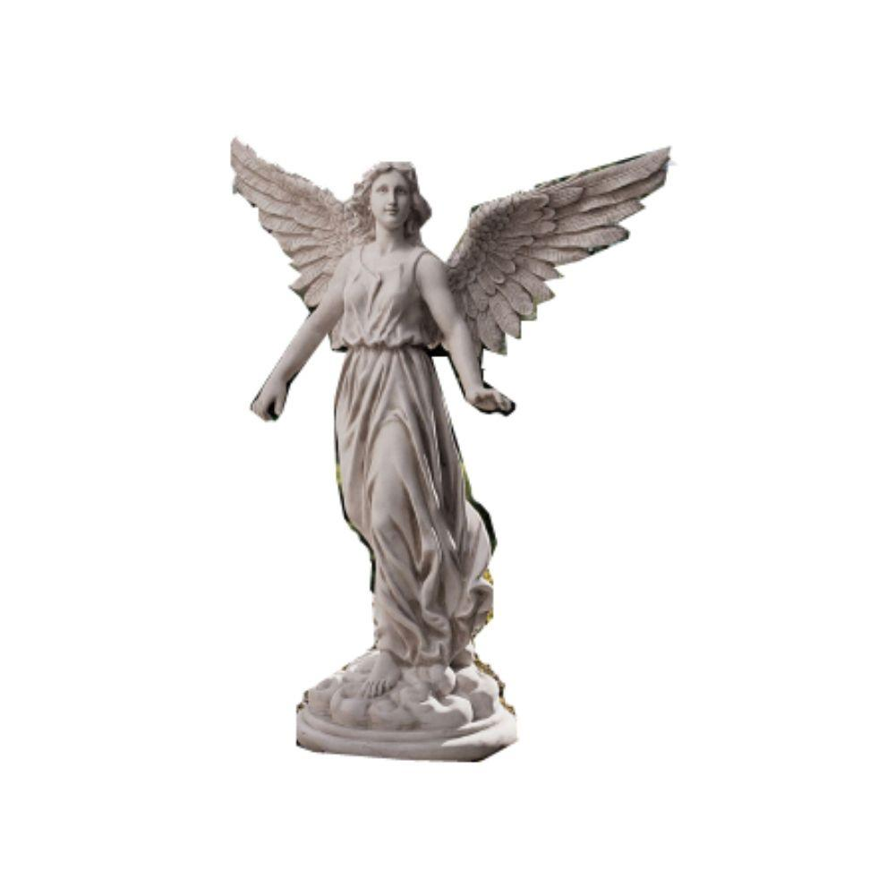 null Angel of Patience Sculpture-DISCONTINUED
