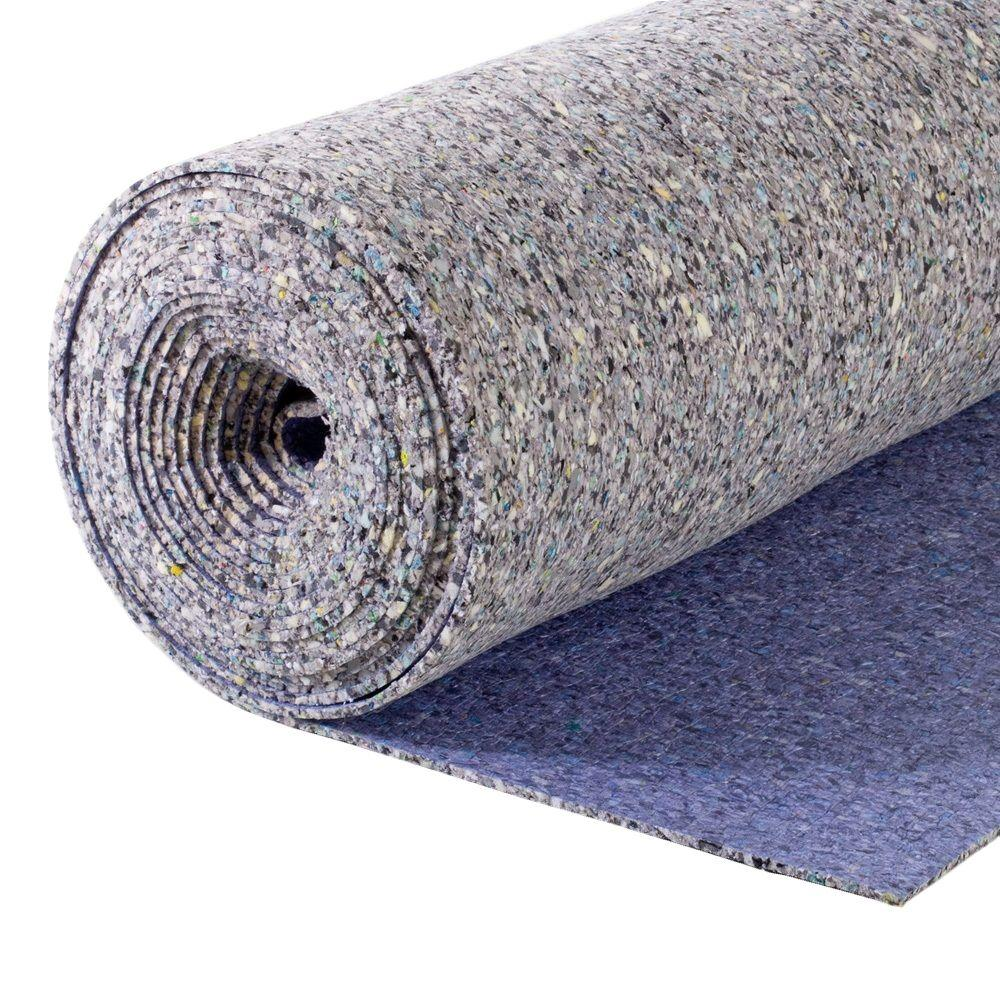 Unbranded Contractor 5 16 In Thick 8 Lb Density Carpet Pad 150553489 37 The Home Depot