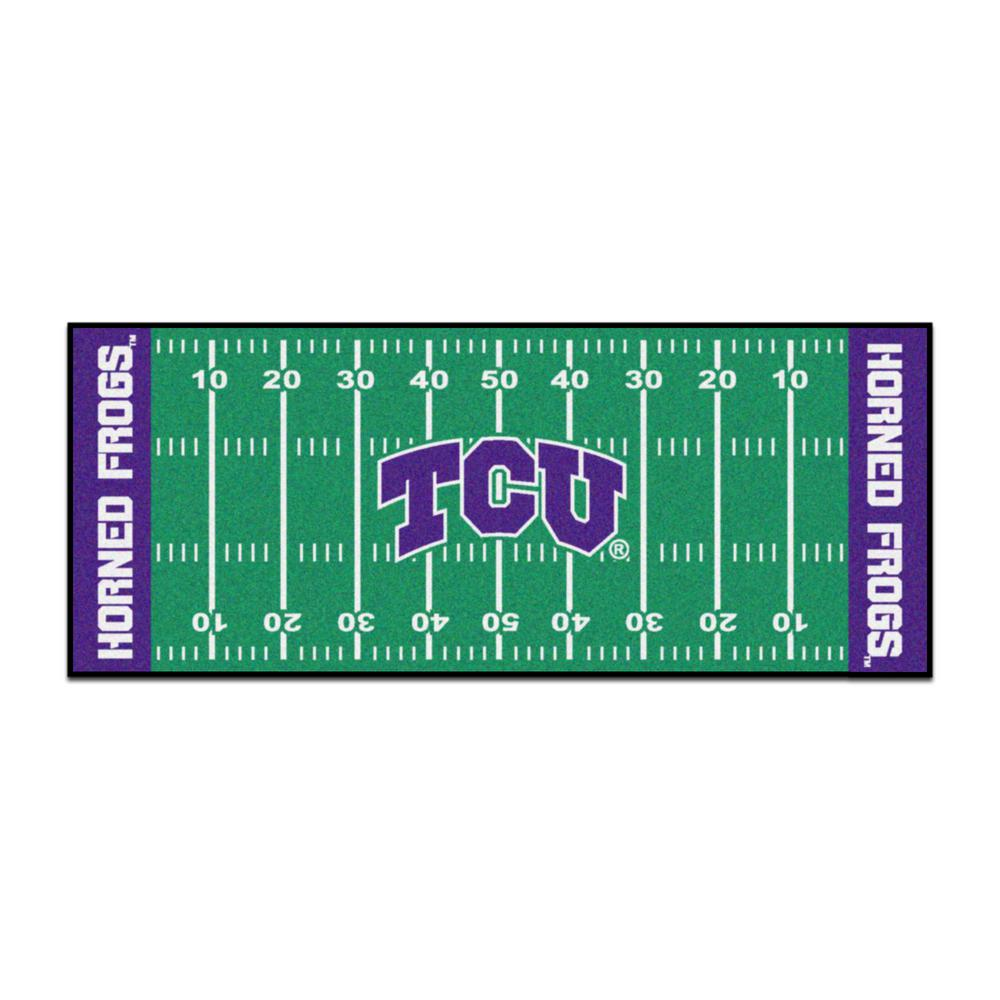 NCAA - Texas Christian University Green 3 ft. x 6 ft.
