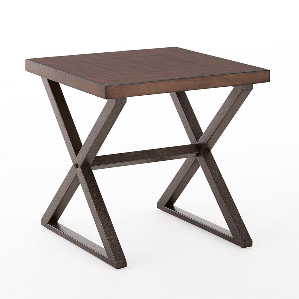 Omaha Dark Cherry End Table