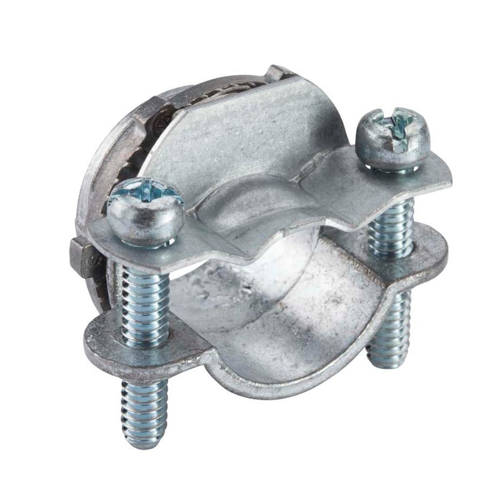 1-1/4 in. Non-Metallic (NM) Twin-Screw Clamp Connector