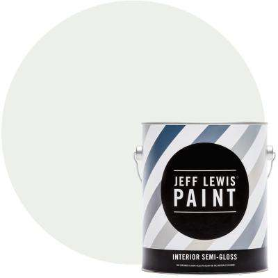 1 gal. #612 Cotton Semi-Gloss Interior Paint
