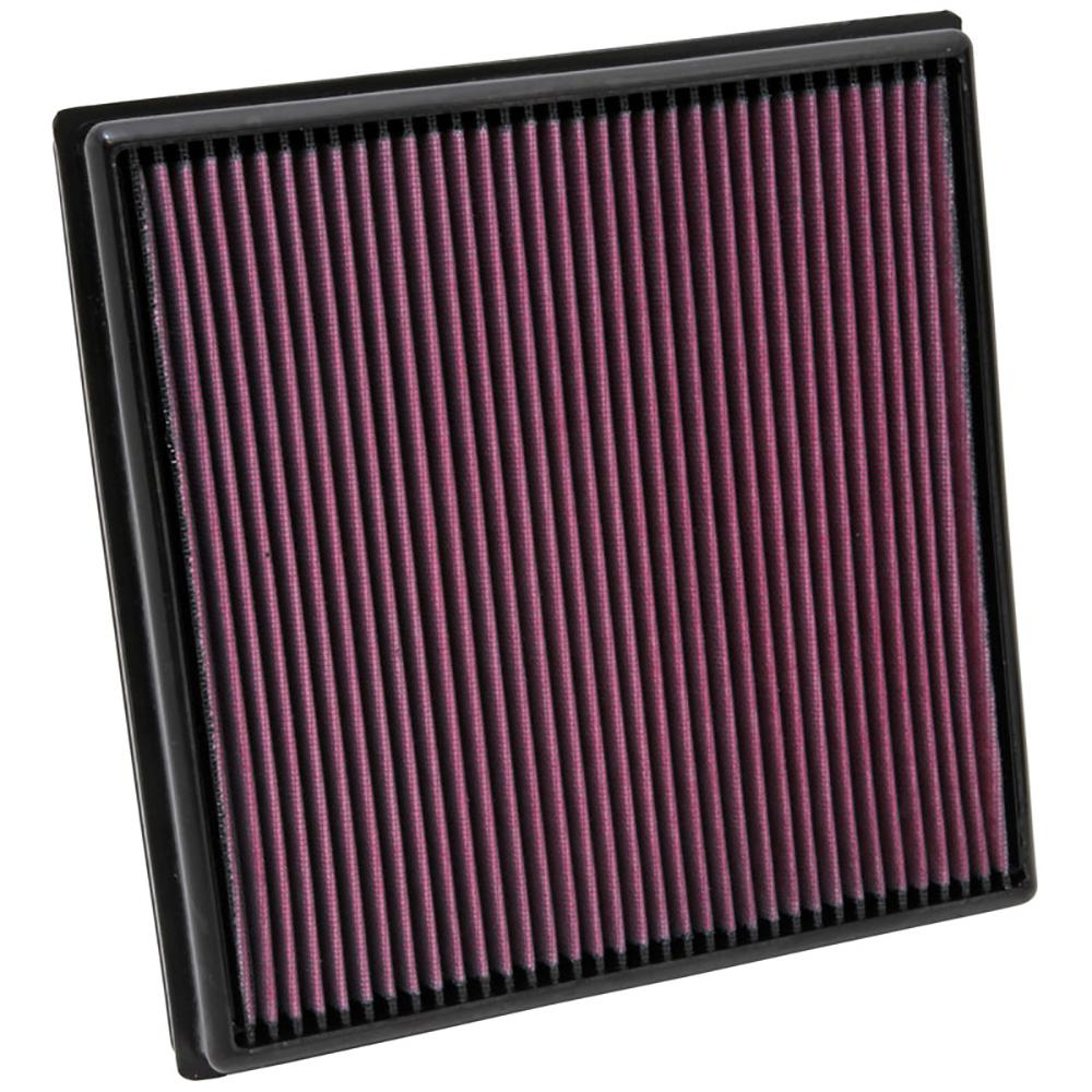 K&N 09-12 Chevrolet Cruze / 09-11 Opel Astra J / Vauxhall Astra MK6 Replacement Air Filter