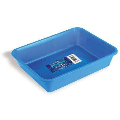 20 in. x 15 in. x 6 in. Blue Pool/Spa Footbath