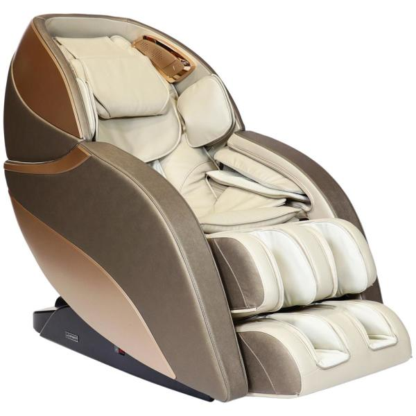 Infinity Infinity Genesis Rose Gold 3D Massage Chair with Zero Wall Technology and Total Sole Reflexology
