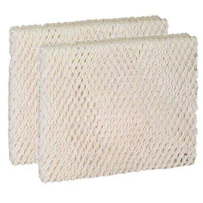 Replacement for Aprilaire 45 Models 400, 400A, 400M Humidifier Filter (4-Pack)