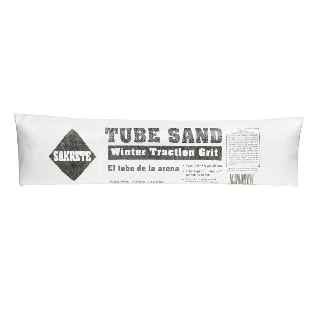SAKRETE 70 lb. Tube Sand
