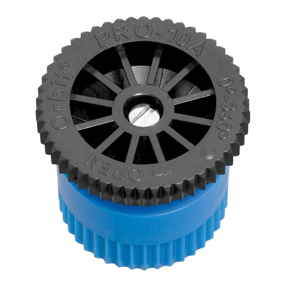 Orbit 10 ft  Adjustable Sprinkler Nozzle