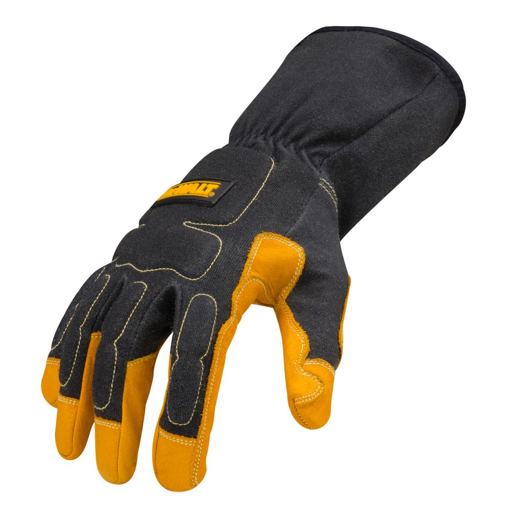 Large Premium MIG / TIG Welding Gloves (1-Pair)
