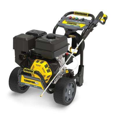 4200 PSI 4.0 GPM Commercial Duty Low Profile Gas Cold Water Pressure Washer