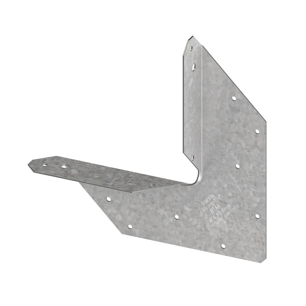Simpson strong tie zmax galvanized gauge rigid