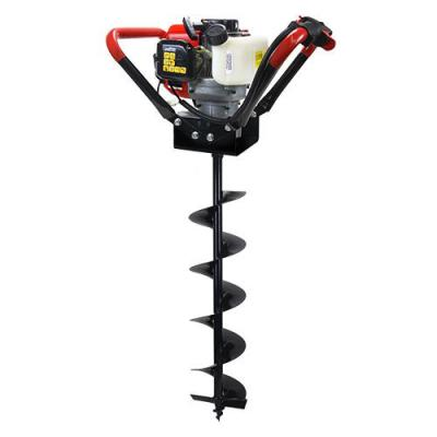 55 cc 1-Man Post Hole Digger with 6 in. Earth Auger Bit