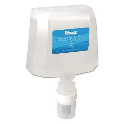 Kleenex 1200 ml Moisturizing Foam Hand Sanitizer (2 per Carton)