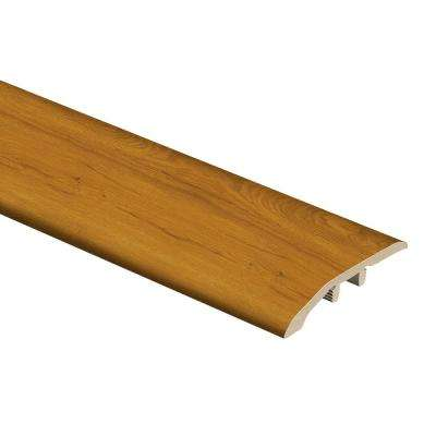 Essential Oak 1/3 in. Thick x 1-13/16 in. Wide x 72 in. Length Vinyl Multi-Purpose Reducer Molding