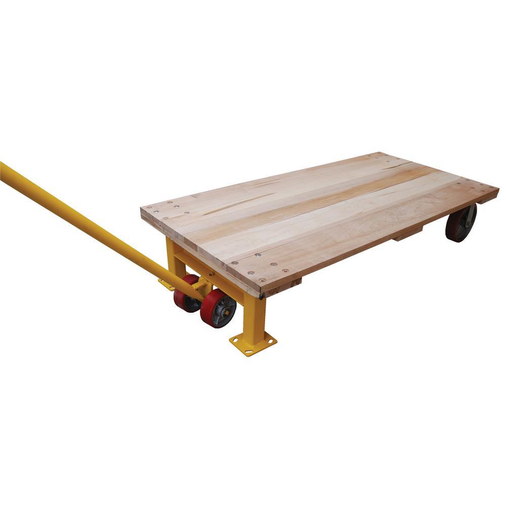 Leg. Dollies and Hand Trucks   Yellow   Moving Supplies   Storage