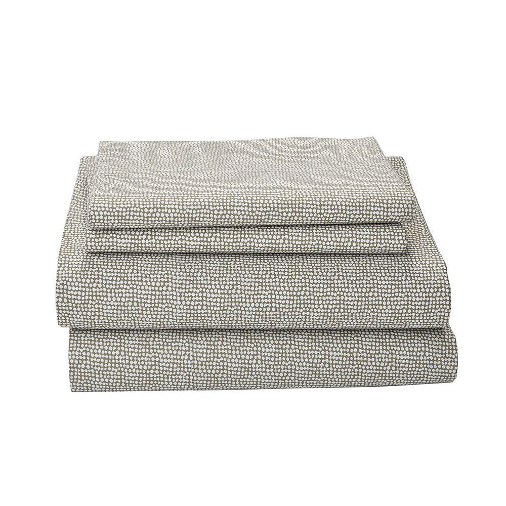 On Point Organic Cotton Percale Pillowcase
