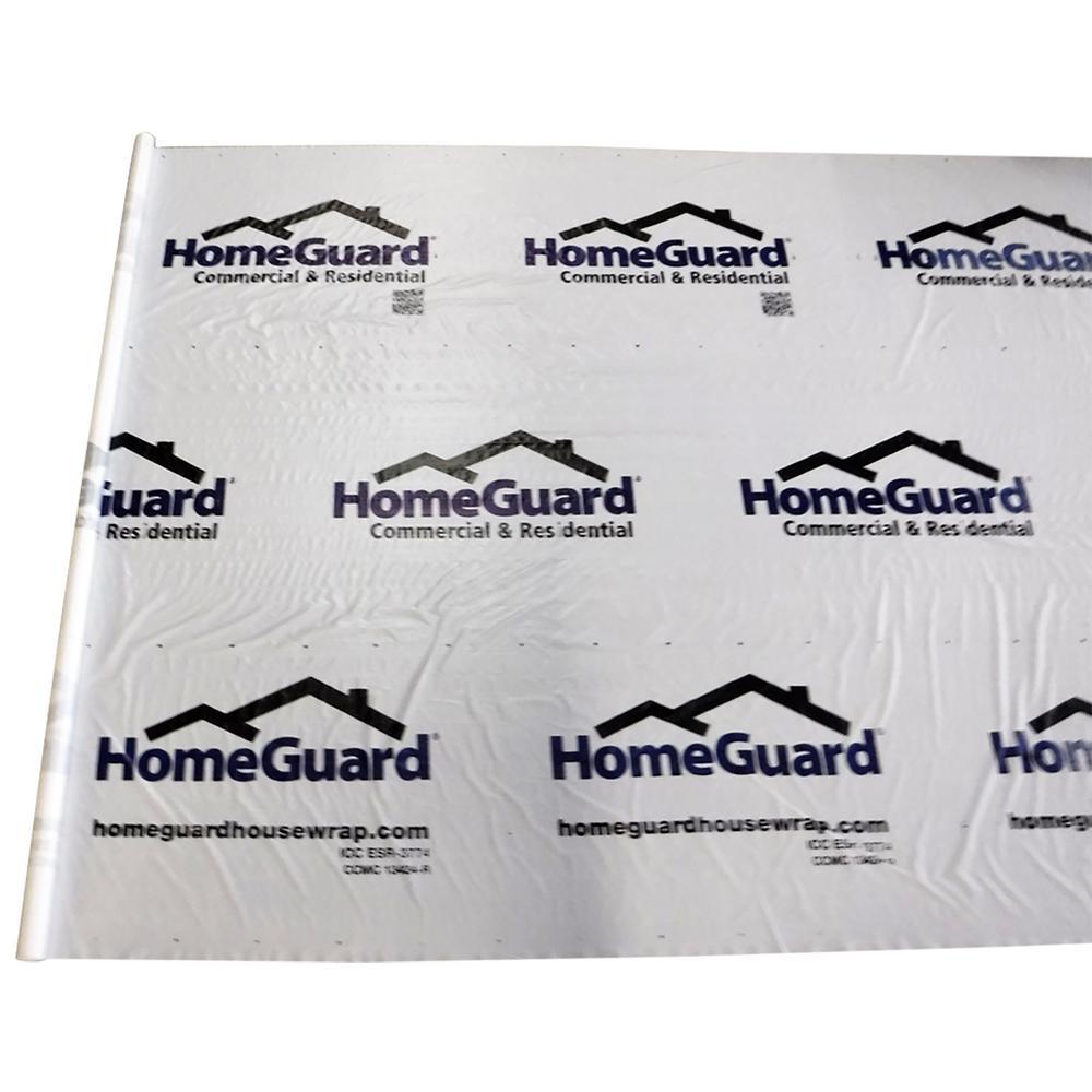 HomeGuard 4 ft  x 250 ft  Toughskin 20 Roofing Underlayment