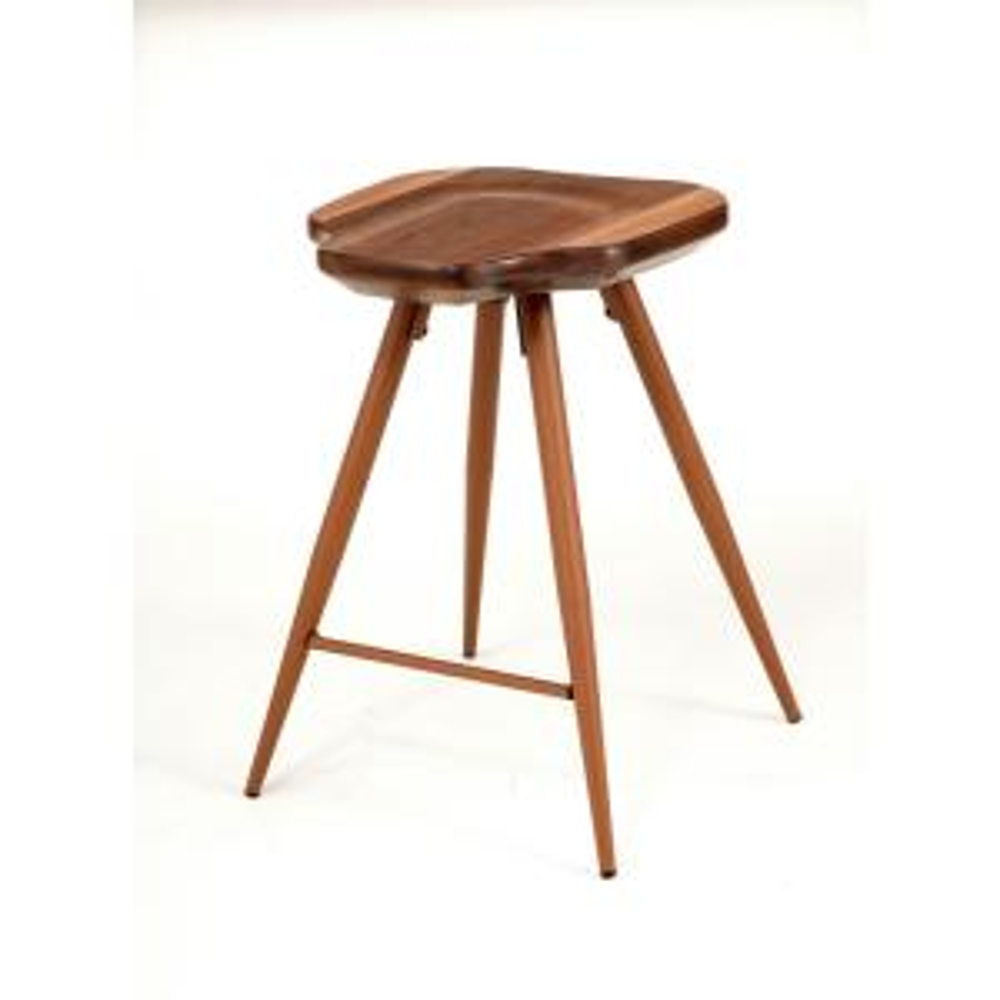 2 Acme Furniture Ainslee 3 Piece Oak Bar Table Set
