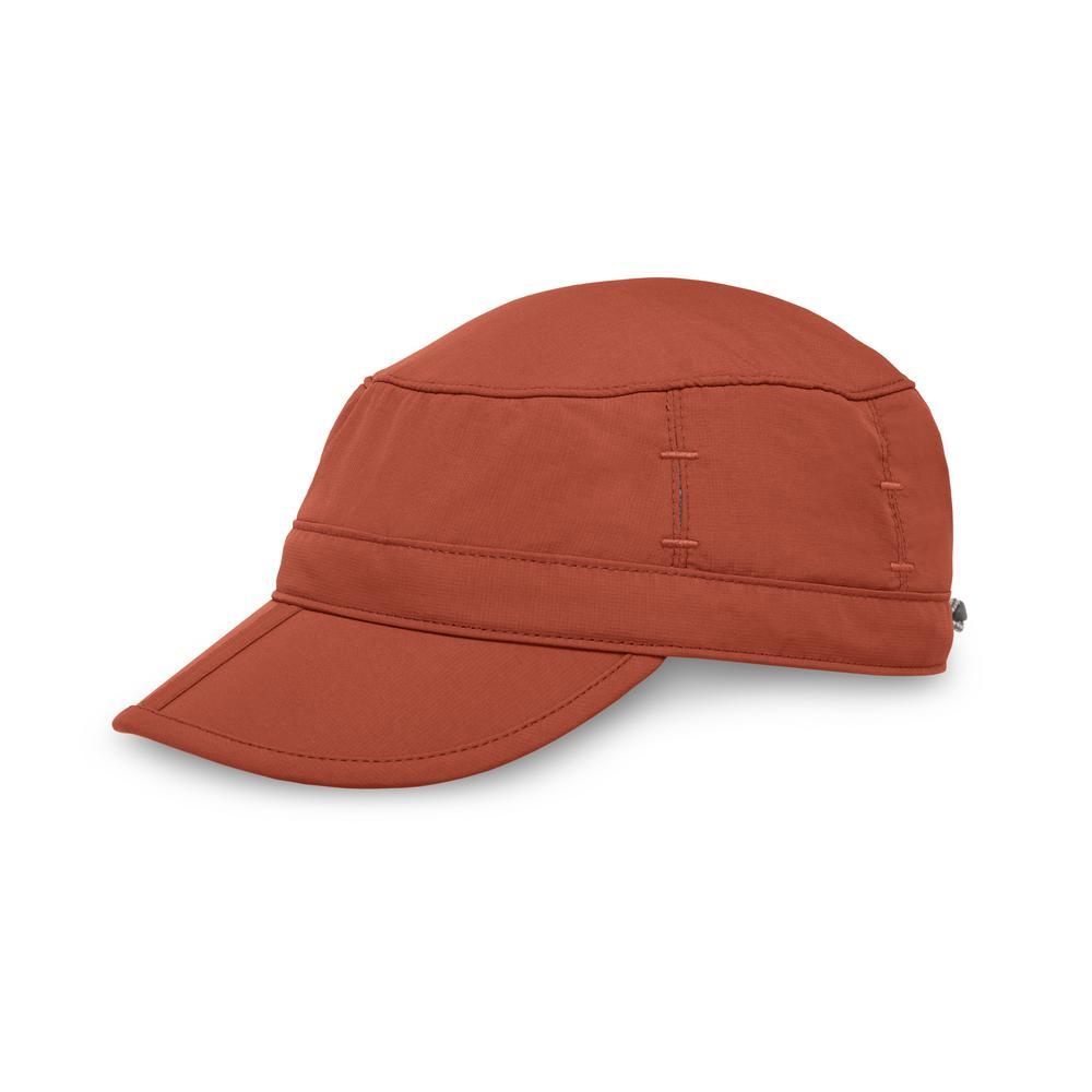 Unisex Large Mesa Red Sun Tripper Cap