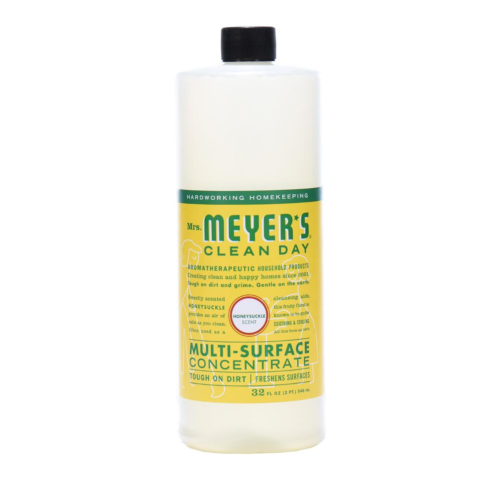 Mrs. Meyer's Clean Day 32 oz. Clean Day Multi-Surface Concentrate (Case/6)