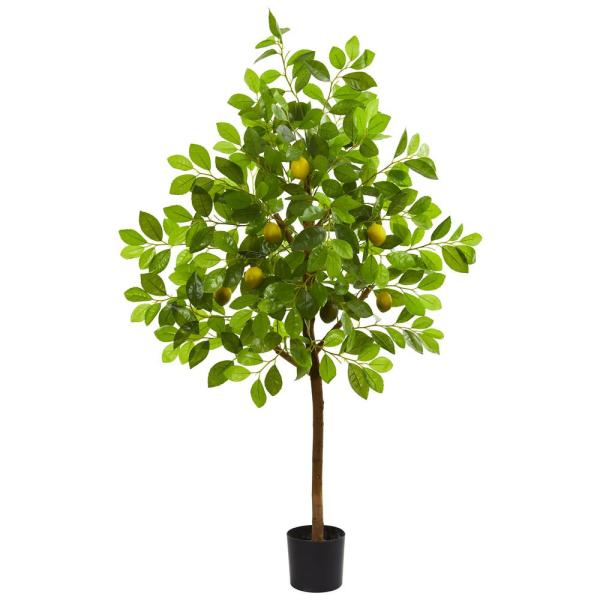 Nearly Natural Indoor 4 5 in  English Ivy Artificial Tree in