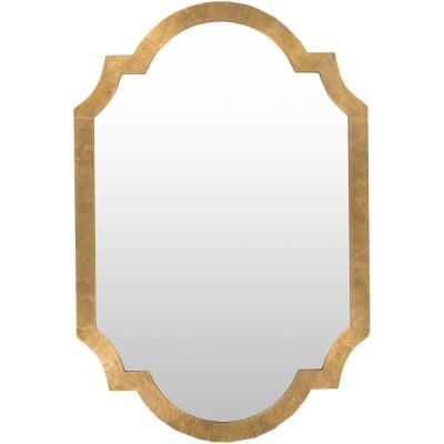 Morley 30 in. x 45 in. Contemporary Framed Mirror