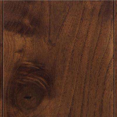 Teak Huntington 3/8 in. Thick x 4-3/4 in. Wide x Varying Length Click Lock Hardwood Flooring (24.94 sq. ft. / case)