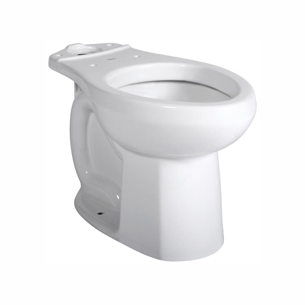 American Standard Champion Pro Elongated Toilet Bowl Only in White