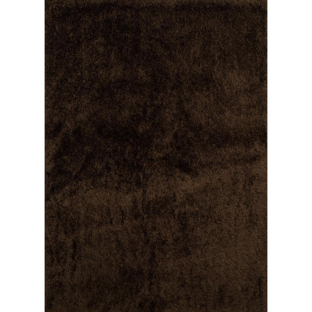 Bliss Lurleen Chocolate 8 ft. x 11 ft. Oversize Rug