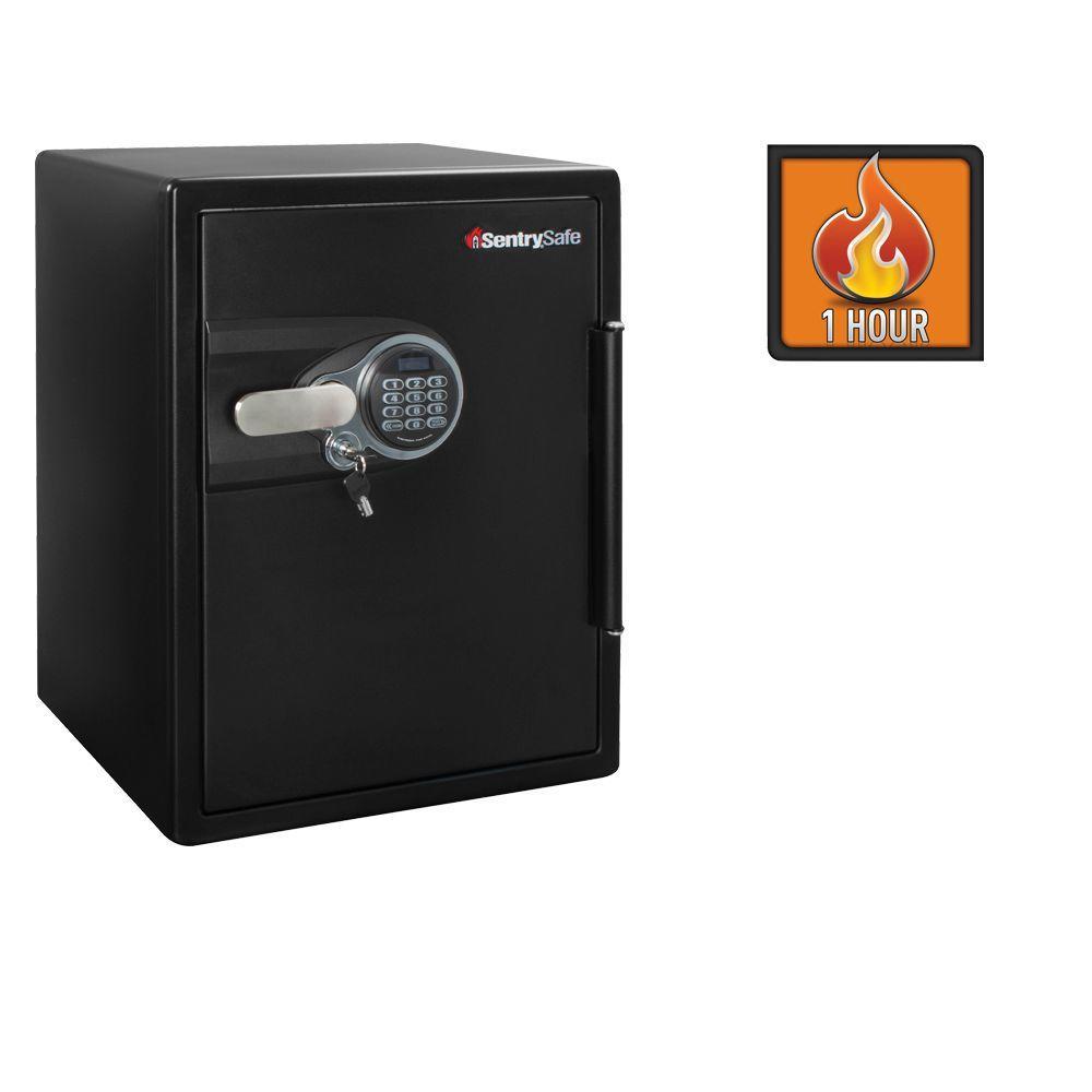 SentrySafe Fire Safe 2 cu. ft. Fire-Resistant Electronic Lock Safe