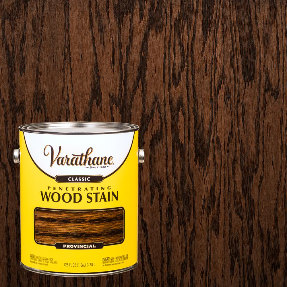 Varathane 1 gal. Provincial Classic Wood Interior Stain