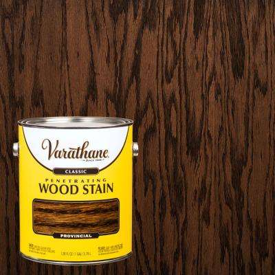 1 gal. Provincial 250 VOC Classic Wood Interior Stain (2-Pack)