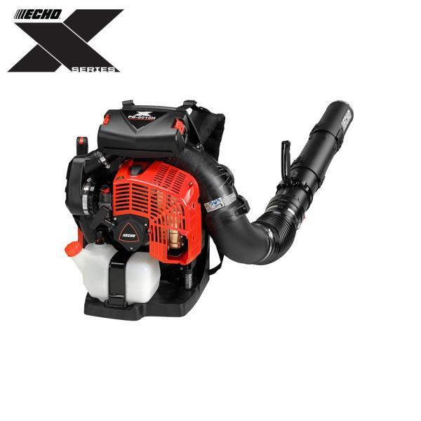 211 MPH 1071 CFM 79.9 cc 2 Stroke Gas Engine Backpack Blower with Hip Mounted Throttle