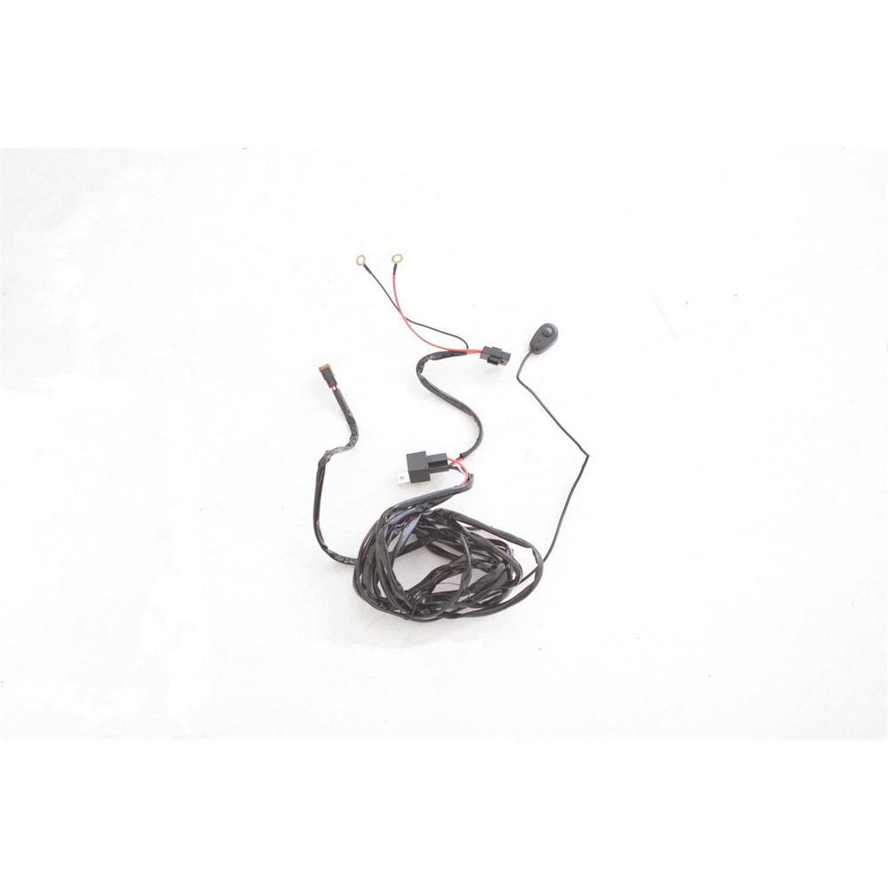 Lund Bull Bar Light Kit Wiring Harness Cartoon Wire Harnesssing on
