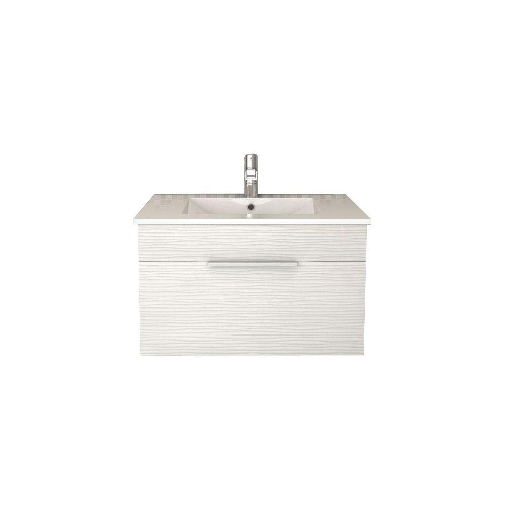Cutler Kitchen Bath Textures Collection 30 In W X 18 D