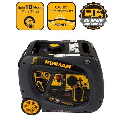 3300/3000-Watt Recoil Start Gas   Portable Generator cETL and CARB Certified