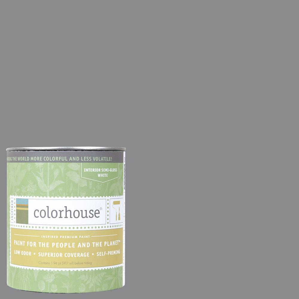 1 qt. Wool .04 Semi-Gloss Interior Paint
