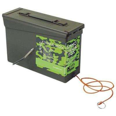 Ammo Chalk Line Box