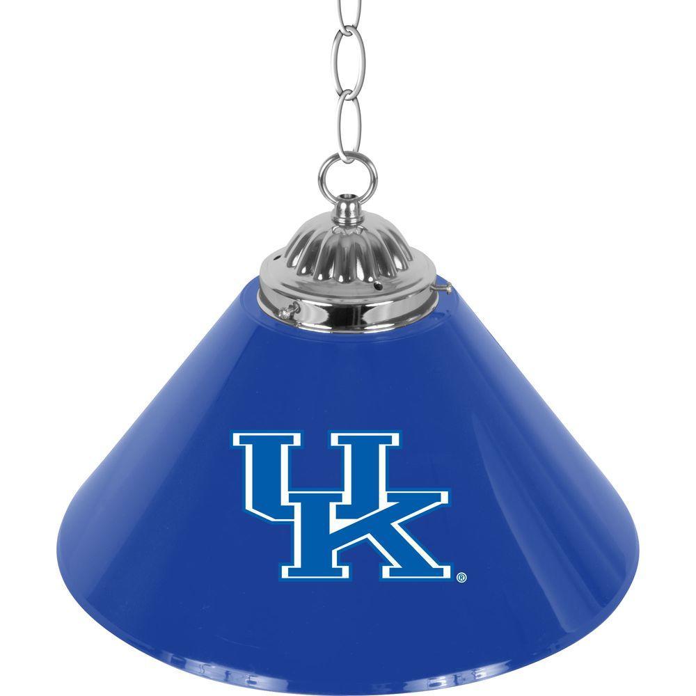 University of Kentucky UK Shade Bar Lamp