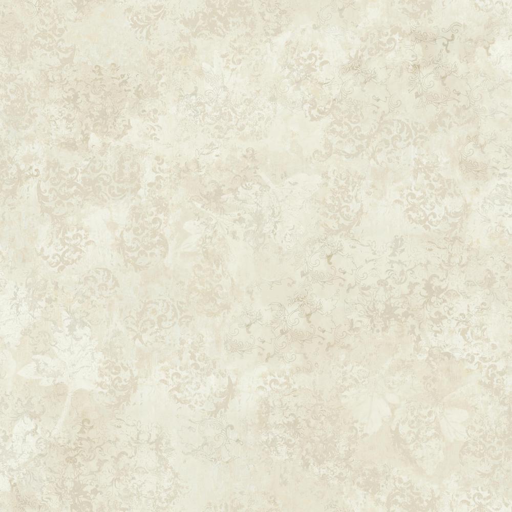 York Wallcoverings HN5311 Charlotte Dogwood Wallpaper