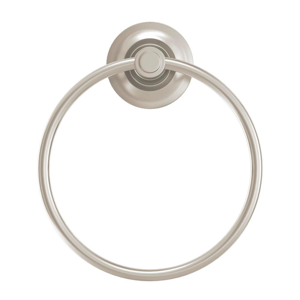 Hansgrohe 04786830 Towel Ring Bathroom Hardware